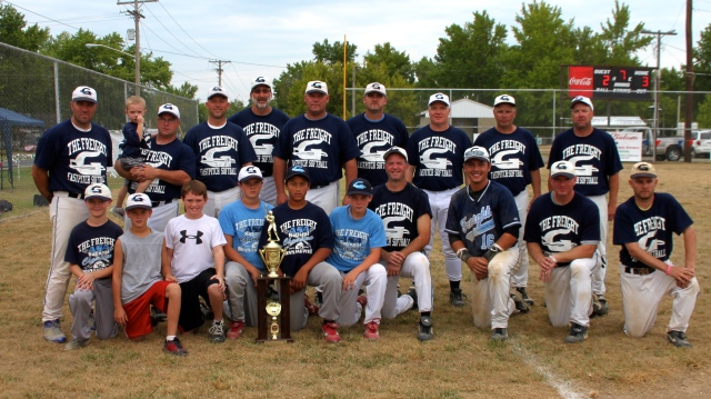 2012 ASA Wooden Bat Finals - Third Place