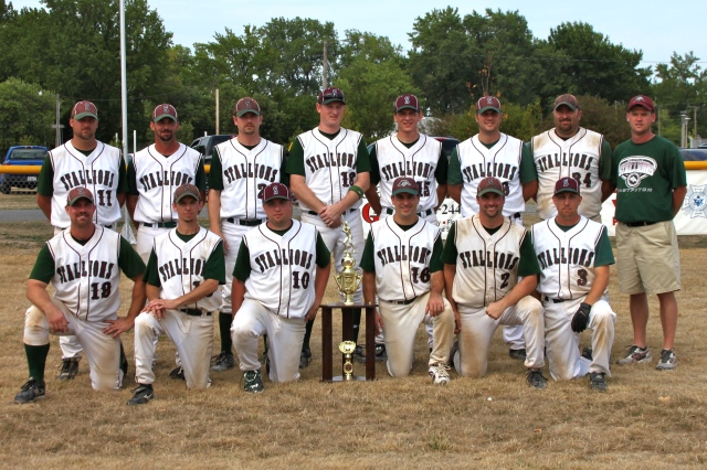 2012 ASA Wooden Bat Finals - Second Place